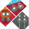 14Fashions Set of 3 Earrings Combo - 1004060
