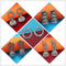 14Fashions Set of 5 Earrings Combo - 1004073