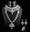 Native Haat Oxidised Plated Designer Bridal Jewellery Set