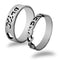 Urbana  His Queen Her King Couple Rings Set -1004380