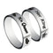 Urbana  His Queen Her King Couple Rings Set -1004398