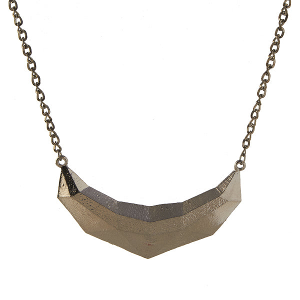Jeweljunk Oxidised Necklace