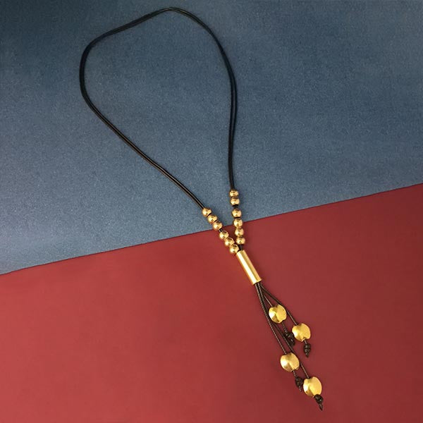 Urthn Gold Plated Fusion Necklace