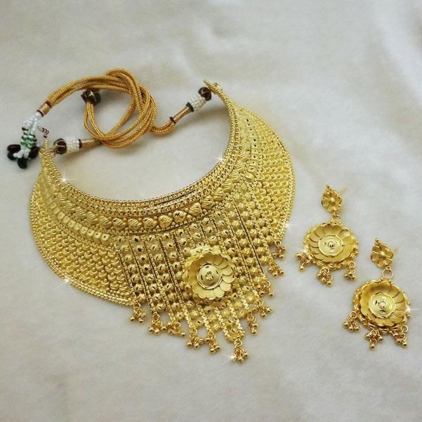 14Fashions Forming Gold Bridal Set