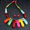 Native Haat Multi Beads Necklace Set