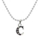 "Regina Rhodium Plated "" C "" Alphabet Chain Pendant  - 1203166 - AS"