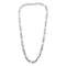 Urbana Silver Plated Mens Necklace Chain