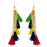 Jeweljunk Gold Plated Multicolour Thread Earrings