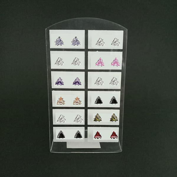 Kriaa Set of 12 Earrings Combo