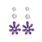 14Fashions Set of 3 Stud Combo - 1312126A