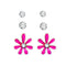 14Fashions Set of 3 Stud Combo - 1312126D