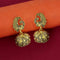 Jeweljunk Gold Plated Jhumki Earrings - 1315020A