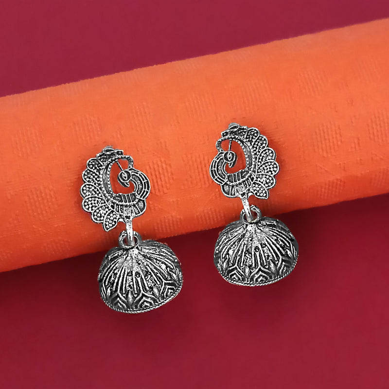 Native Haat  Set of 4 Earrings Combo - N1004005