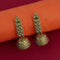 Jeweljunk Gold Plated Jhumki Earrings - 1315050A