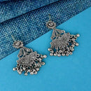 Shubh Art Oxidised Plated Dangler Earrings - 1317011