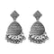 Shubh Art Oxidised Plated Dangler Earrings - 1317014