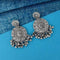 Shubh Art Oxidised Plated Dangler Earrings - 1317020