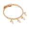 Urthn Gold Plated Adjustable Bracelet