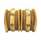 Sejal Golden Thread Austrian Stone Bangle Set