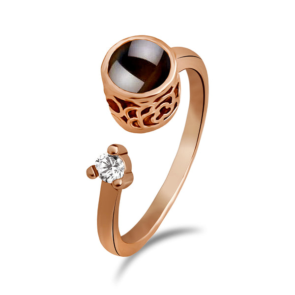 Urbana Copper Plated Ring