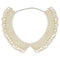 Beadside White Pearl Zinc Alloy Necklace