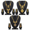 Asmitta Bridal Jewellery Set Gold Plated Necklace Set Combo