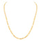 Asmitta 18K Gold Plated Unisex Chain