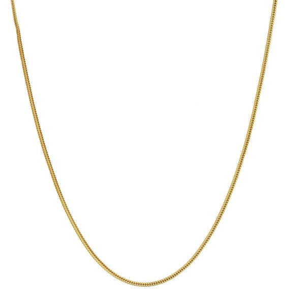 Mahi Foxtail Thick Men's Chain