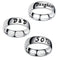 Mahi Rhodium Plated Combo Of Exclusive Casual Designer Finger Ring