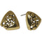 Jeweljunk Golden Studs Earrings - N1302802