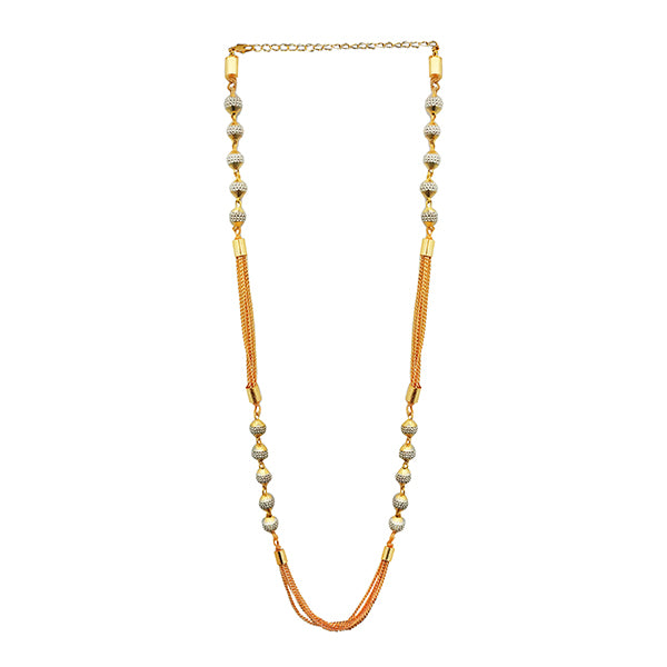 Umiyaji 2 Tone Plated Chain