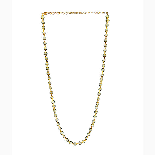 Umiyaji 2 Tone Plated Beaded Chain