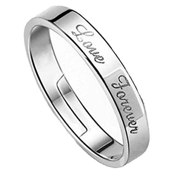 Mahi Love Forever Band Finger Ring