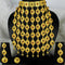 Mahavir Forming Gold Necklace Set - MARTASHA SET 7018