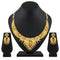 Asmitta designer One Gram Gold plated choker Necklace set for women
