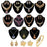 14Fashions Set Of 14 Jewellery Combo - Jewelmaze.com