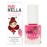 Watermelon Popsicle 4ml Peel off Kids Nail Polish