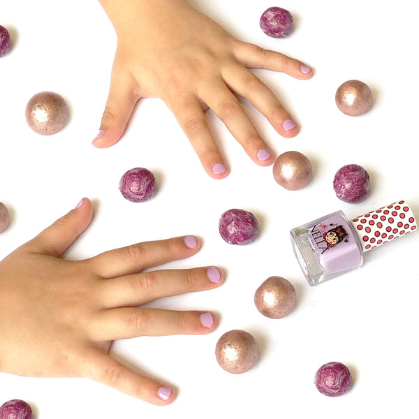 Bubble Gum 4ml Peel off Kids Nail Polish