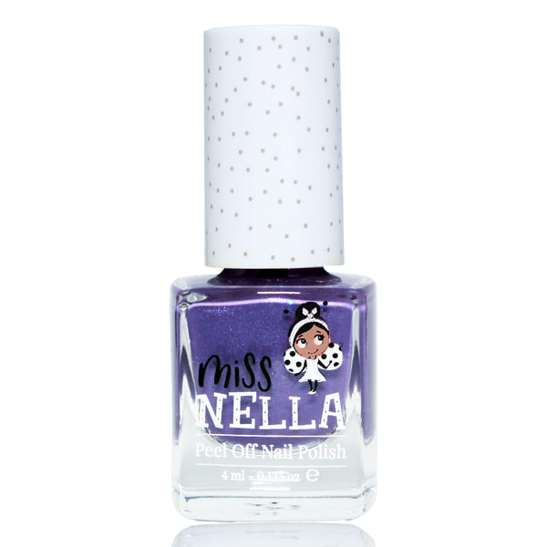 Sweet Lavender 4ml Peel off Kids Nail Polish