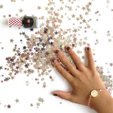 Surprise Party Glitter 4ml Peel off Kids Nail Polish