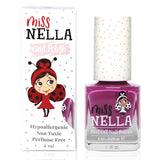 Little Poppet 4ml Peel off Kids Nail Polish