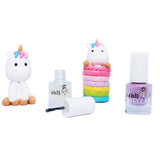 Confetti Clouds Glitter 4ml Peel off Kids Nail Polish