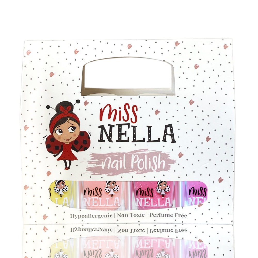 Bundle of 4 Nail Polishes Choose Your Colours