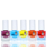 Bundle of 5 Nail Polishes Choose Your Colours
