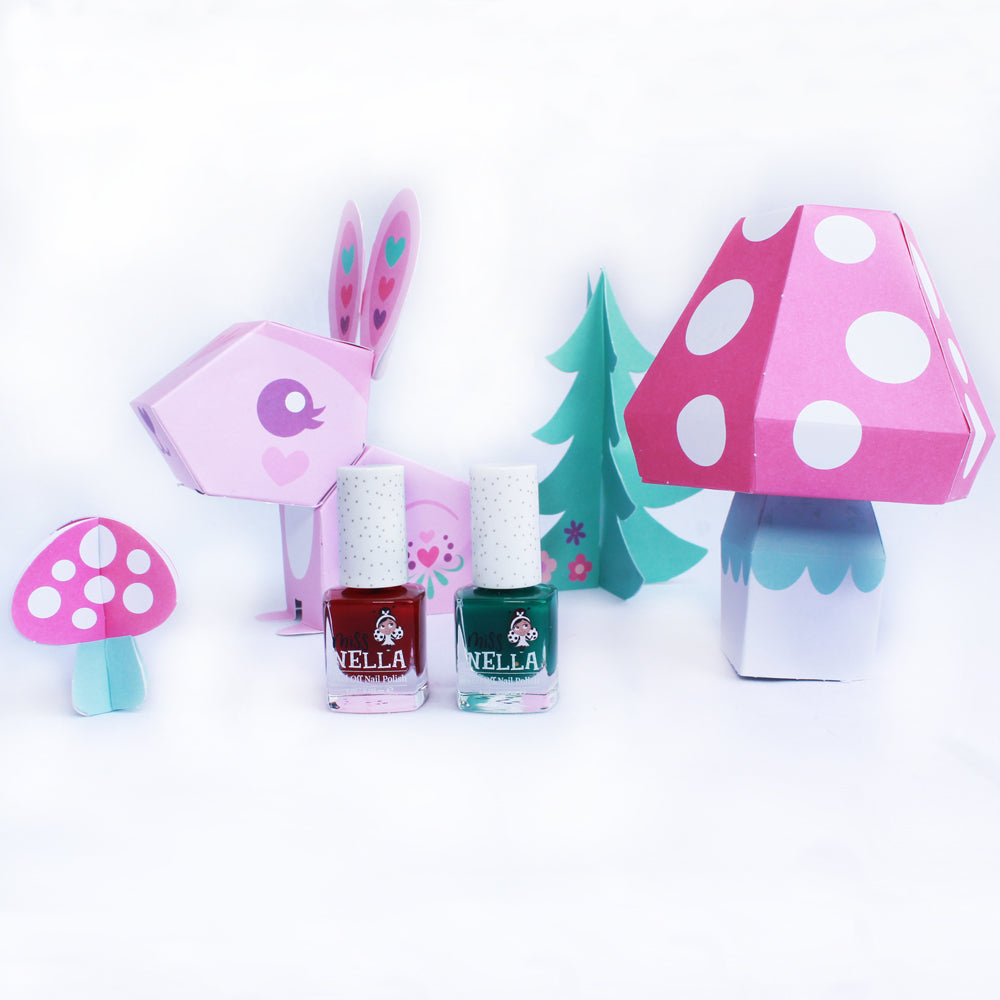 Secret Diary 4ml Non Toxic Kids Nail Polish
