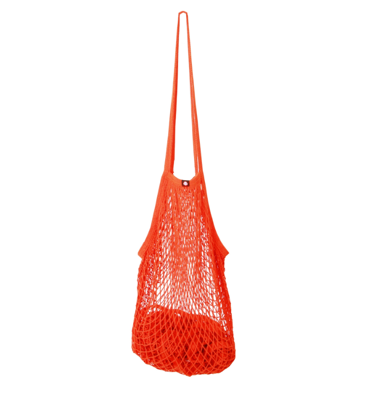 String bag, Orange net, Designet af Orskov, model 530216