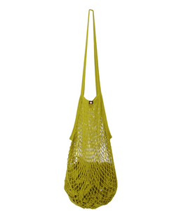 String Bag indkøbsnet, lime