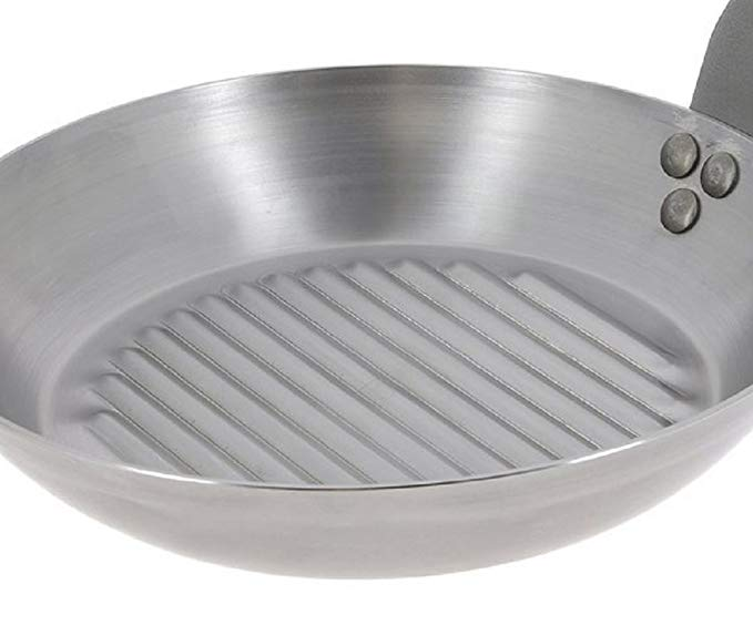De Buyer / Grill pande, Mineral B Element, 32 cm. / 5613.32