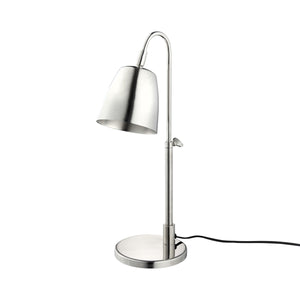Nickel Bordlampe