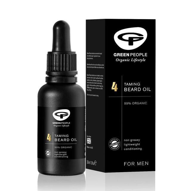 Green People / Green People Taming Beard Oil, 30 ml. / 5034511004191